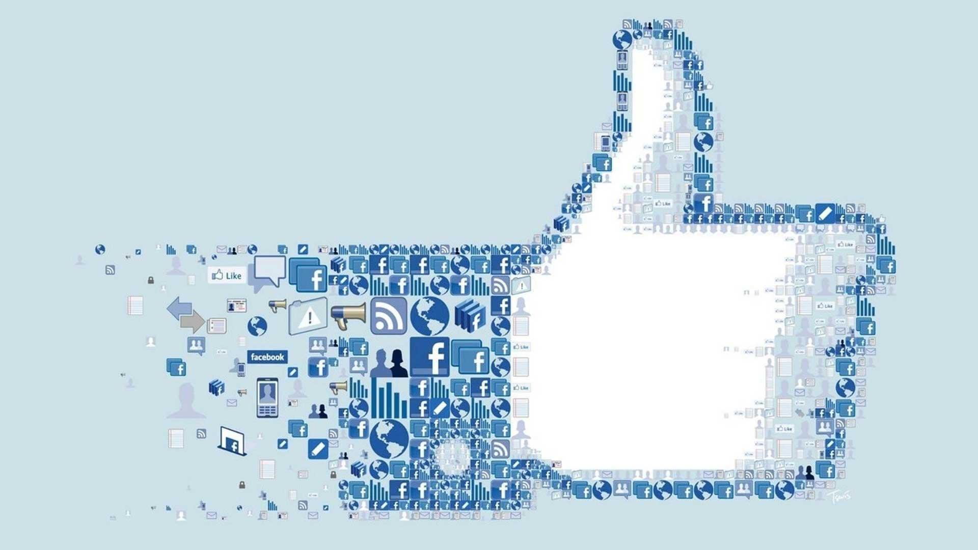 création de publications sur les réseaux sociaux