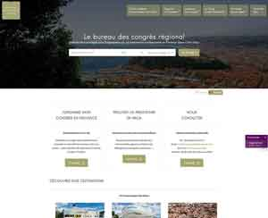 Site Web Provence Côte d Azur Events